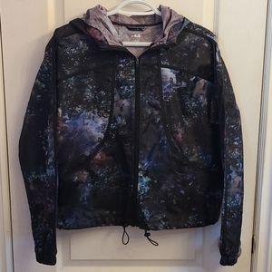 HP💜NWOT Fila Sport Windbreaker Jacket